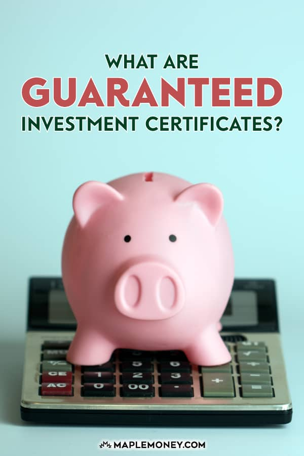 A Guaranteed Investment Certificate, or GIC, is an investment where you lend money to a bank for a set amount of time and can add safety to your portfolio.