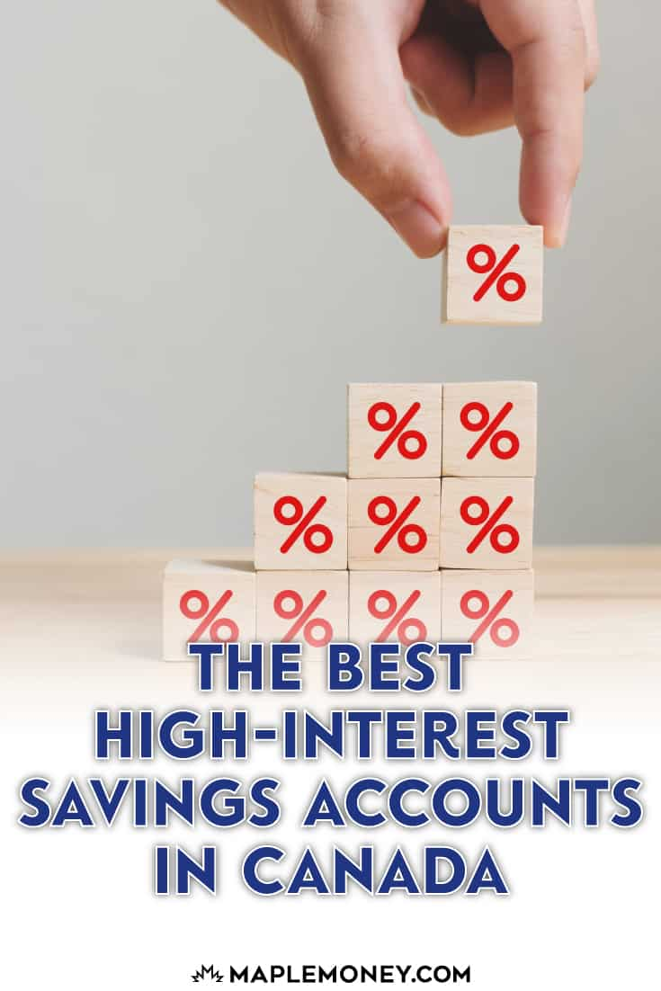The Best High-Interest Savings Accounts in Canada