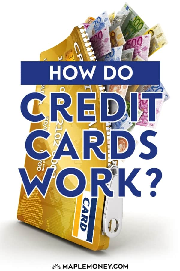 how credit cards work The cards work so that all credit card transactions on a credit card account go into the  there are of course more credit cards in germany than the ones we mention.