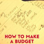 Why is budgeting important? It helps you manage your money and feel more in control of your finances. The guide outlines how to make a budget in 5 simple steps.