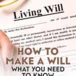 The vast majority of adult Canadians should have a will. There's simply too much at stake to avoid this financial responsibility. Here's how to make a will.