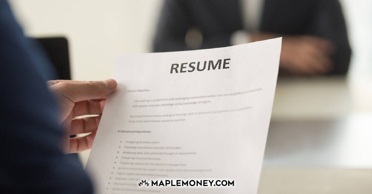 How to Write a Great Resume