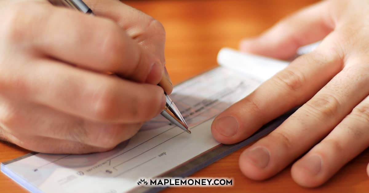 Everything You've Ever Wanted to Know About How to Write a Cheque