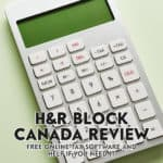 Here's how H&R Block's DIY tax return software stacks up against two of the most popular programs available to Canadians, SimpleTax and TurboTax.