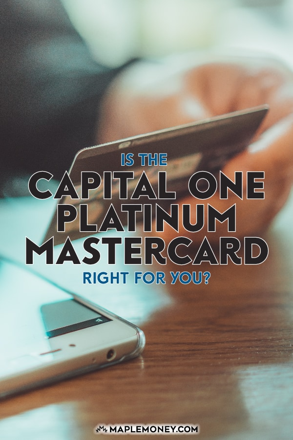 The Capital One Platinum Mastercard is a great no annual fee rewards credit card for consumers that regularly visit Costco but have lower spending.