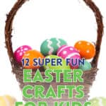 Making Easter crafts doesn't have to be expensive. Here are some creative and educational crafts that you and your kids can make without spending money!