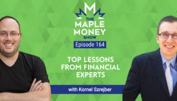 Top Lessons from Financial Experts, with Kornel Szrejber