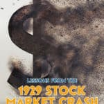 The 1929 stock market crash ended to the Roaring Twenties due to margin on equities, stock manipulation, the 1929 Fed, and corporate profits and dividends.