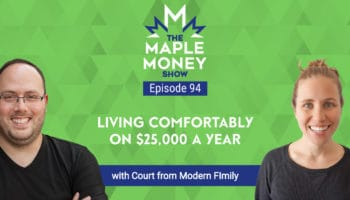 Living Comfortably on $25,000 a Year, with Court from Modern FImily