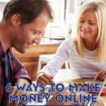 Ways to make money online in canada