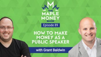 How to Make Money as a Public Speaker, with Grant Baldwin