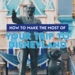 A trip to Disneyland shouldn't be expensive. Here are some tips to help you make the most of your next Disneyland vacation.