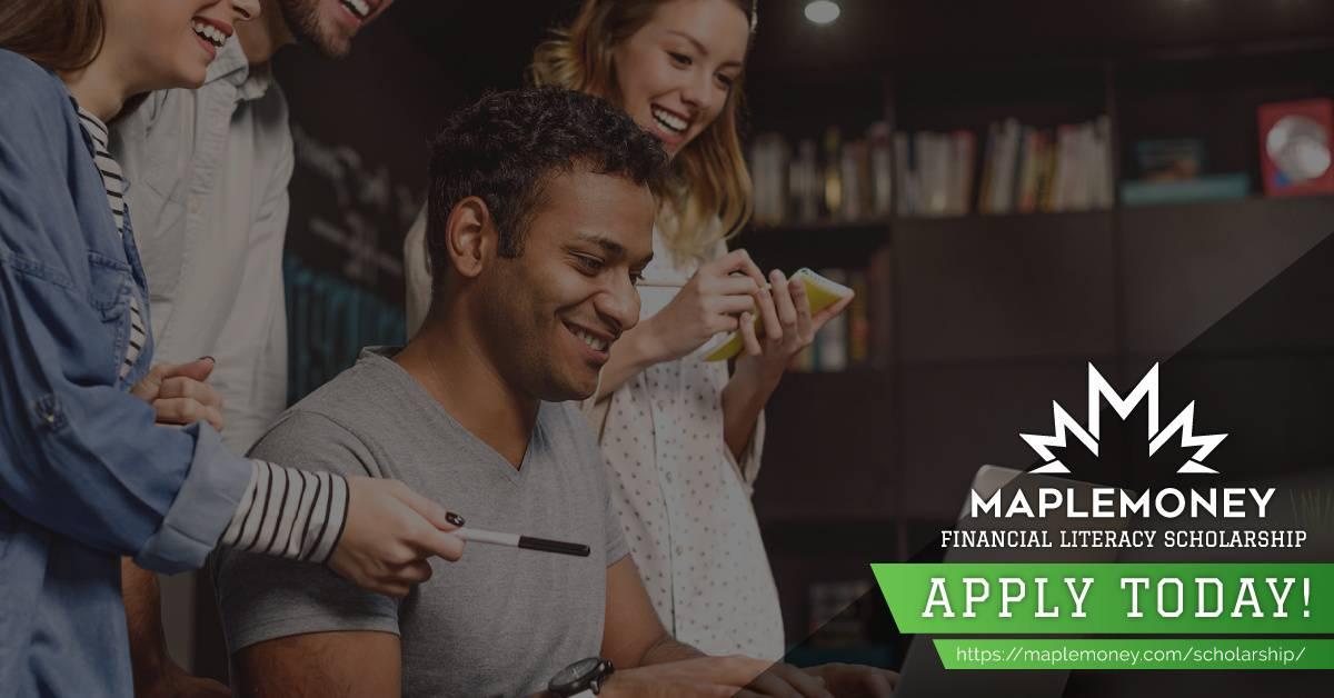 MapleMoney Financial Literacy Scholarship