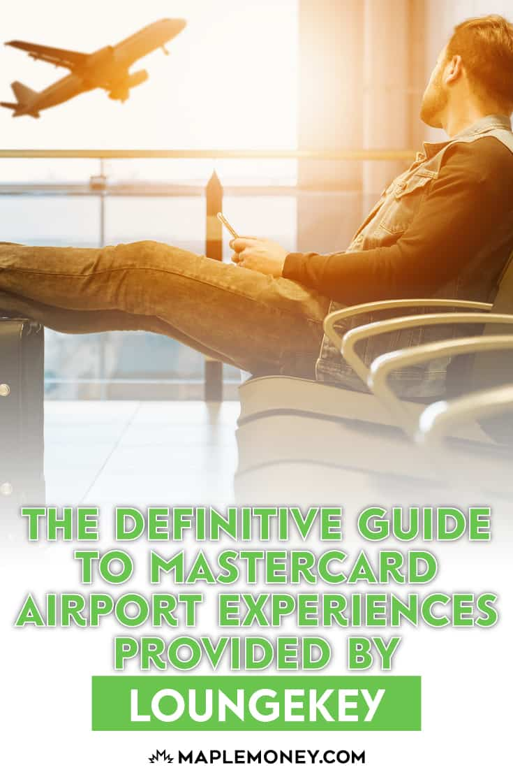 The Definitive Guide to Mastercard Airport Experiences Provided by LoungeKey