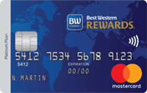 MBNA Best Western Mastercard
