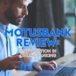 While I think motusbank has something for just about everyone, their product lineup suits certain clients more than others.