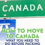 Canada is a beautiful country with a diverse society, clean cities, and wide-open spaces. Here's some more info on how to move to Canada.