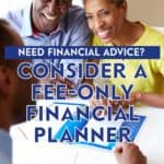 If you are looking for professional help with your investments, budget, and retirement planning, here's why you should hire a fee-only financial planner.