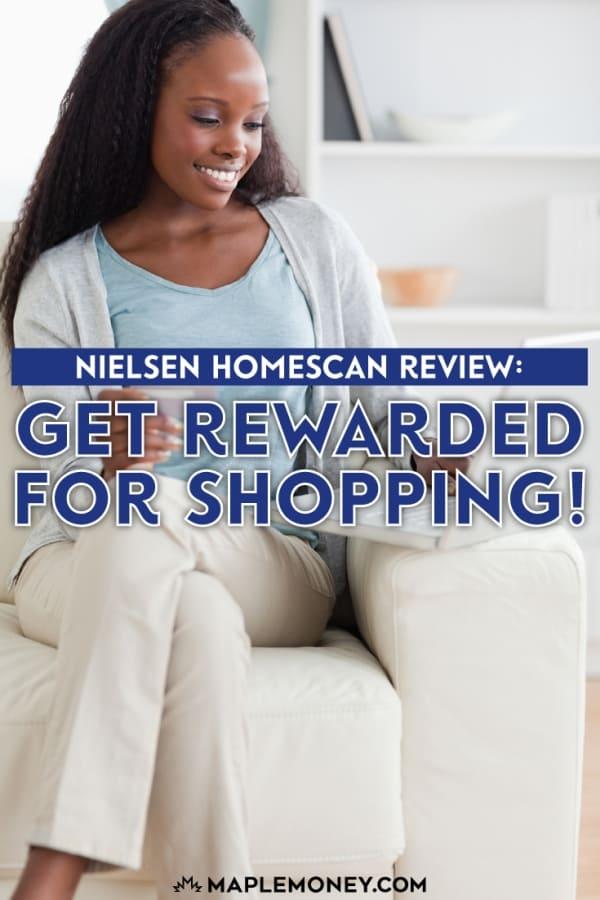 Anda dapat menambahkan beberapa bonus bagus dikreditkan sebagai bagian dari panel konsumen Nielsen Homescan, tapi tips ini dapat membuat yang terbaik dari itu. Berikut ulasan kami Nielsen Homescan.