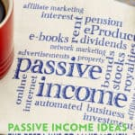 """Have you ever heard someone say, """"I'm making money while I sleep.""""? If the statement is accurate, they are likely referring to some form of passive income."""