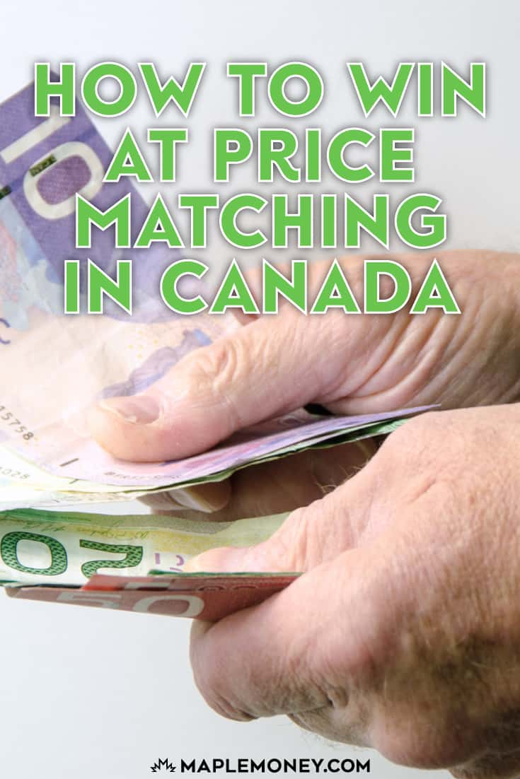 How To Win at Price Matching in Canada