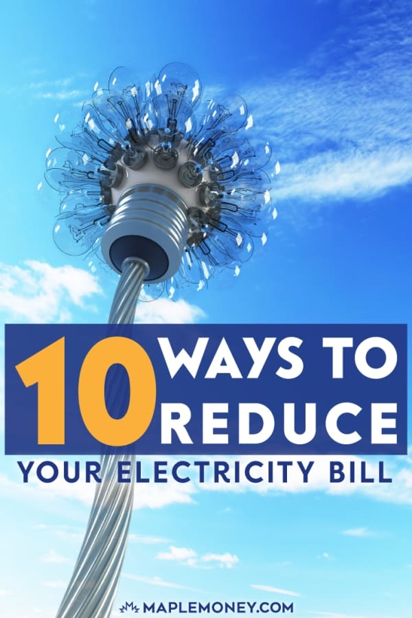 10 ways to reduce your electricity bill. Black Bedroom Furniture Sets. Home Design Ideas
