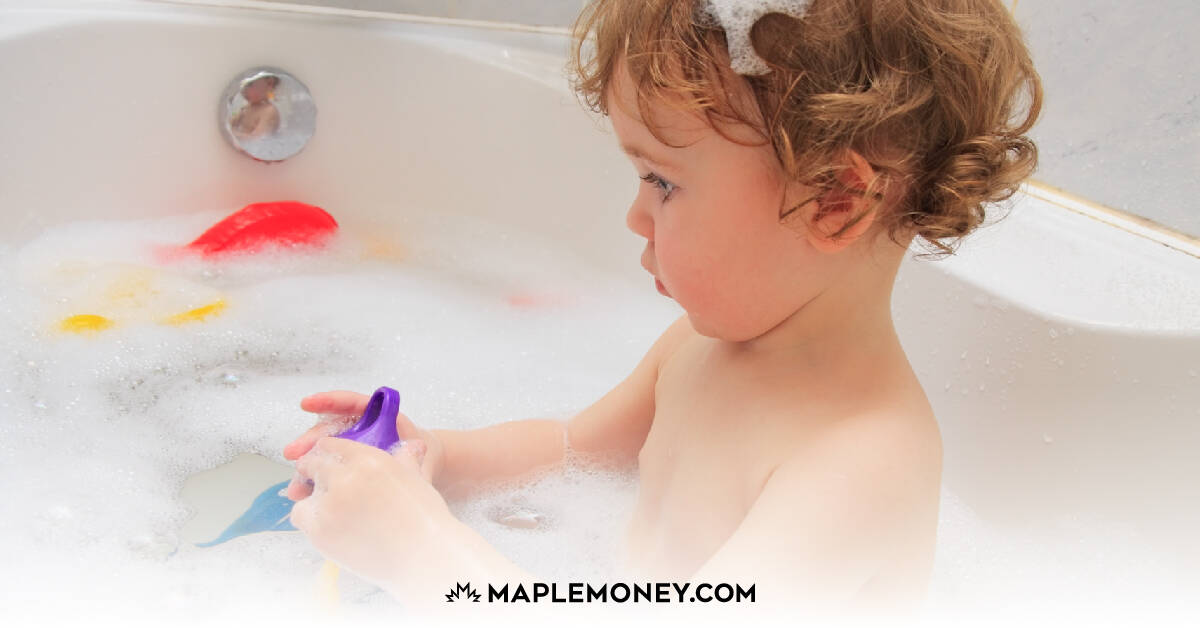 8 Repurposed Bath Toys You Already Own