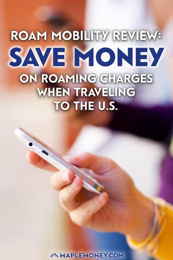 Perjalanan dari Kanada ke AS dan ingin menyimpan uang pada biaya roaming? Lihat ulasan kami Roam Mobility bagaimana Anda dapat dengan mudah beralih kartu SIM Anda dan Anda membayar lebih sedikit.