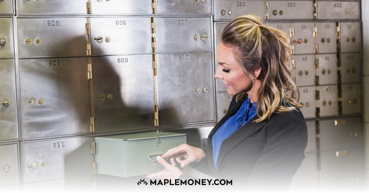 Should You Bother With A Safety Deposit Box?