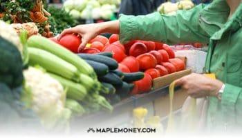 Saving Money At A Farmers Market