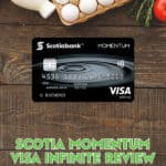 Two of the top perks of the Scotia Momentum Visa Infinite include cashback rewards and insurance coverages. What's more important to you?