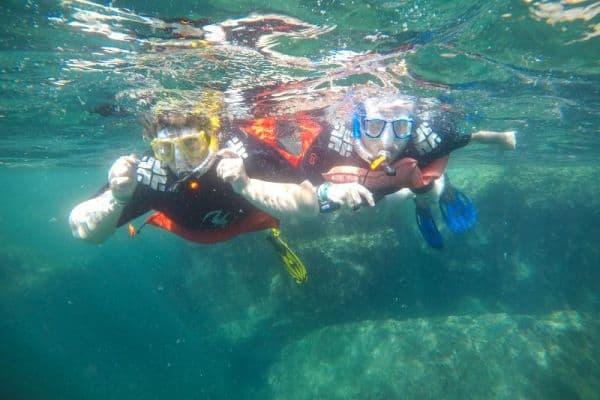 Sea of Cortez Snorkel Adventure