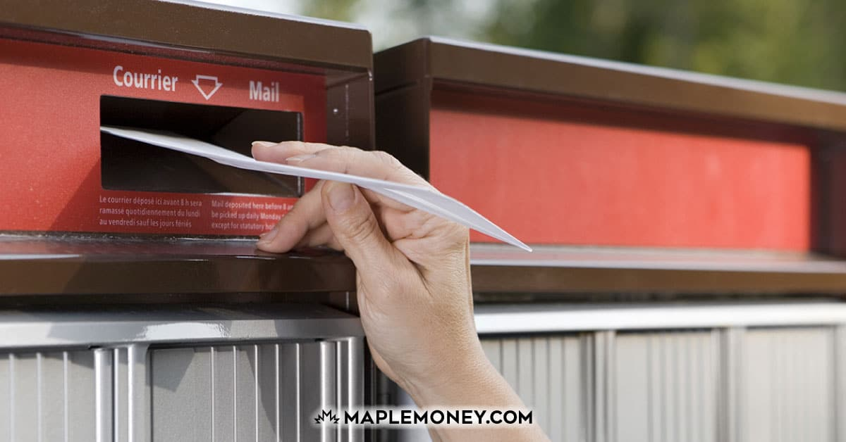 How to Send Your Tax Return By Mail