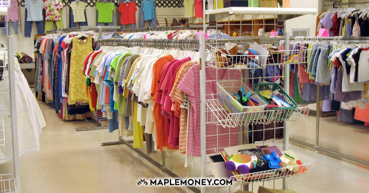 6 Ways to Shop Smart at Thrift Stores