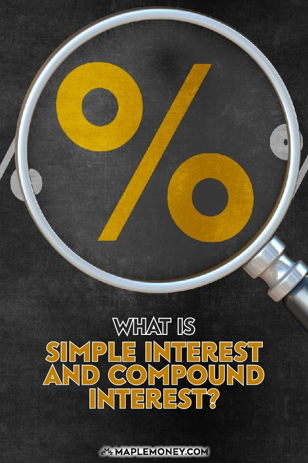 What is the difference between simple interest and compound interest? Since APR doesn't account for compounding, look at the APY or annual percentage yield.