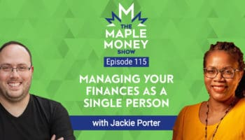 Managing your Finances as a Single Person, with Jackie Porter