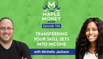 Transferring Your Skills Into Income Online, with Michelle Jackson