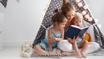 7 Easy Ways You Can Afford to Stay Home With Your Kids