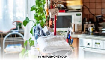 Stockpiling and hoarding are two very different things. Here are some of their differences and how stockpiling actually helped me live frugally.