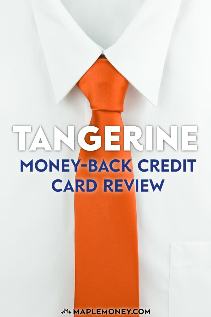 The Tangerine Money-Back Credit Card is a no-fee card with 2% cash back on your categories. This Tangerine credit card review will show why it is so unique.