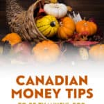 As Thanksgiving approaches, it reminds me what I should be thankful for. Here's some Thanksgiving money tips from people who spend a lot of time on the subject.