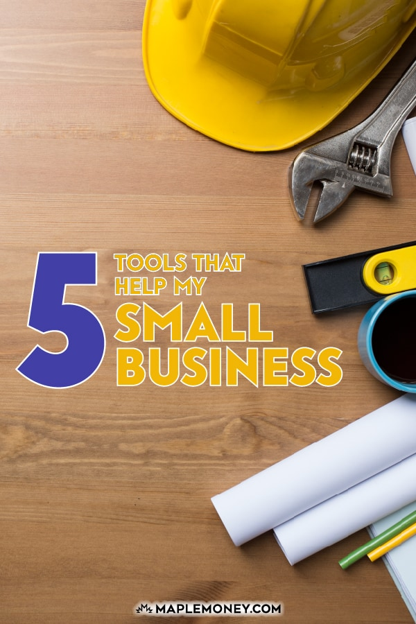 When you're running a small business, you need all the help you can get. As I run my small business, here the five things that help me the most.
