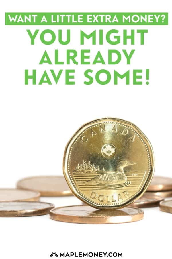 Wish you had a little extra money? You might be surprised to find that you already have money. Search online or see where you can plug money leaks.