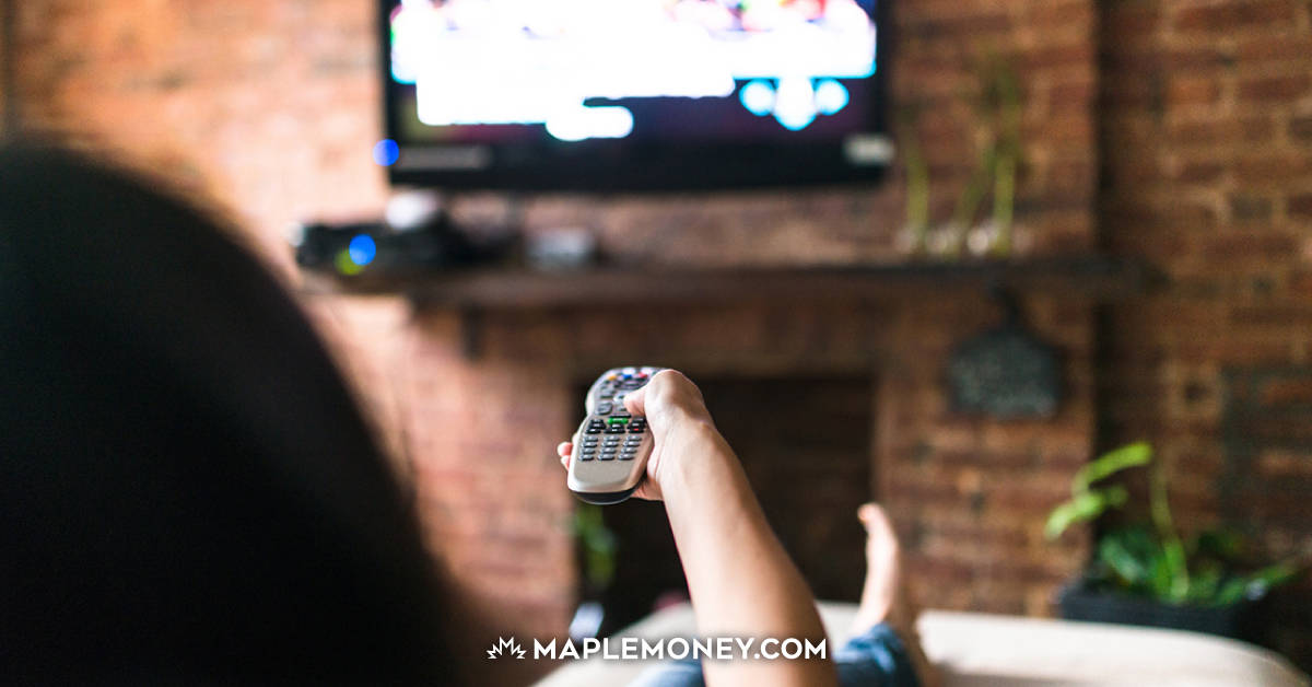 Want to know how to watch free TV in Canada? You have a few options with over the air free HDTV, broadcaster's websites and cheap services like Netflix!