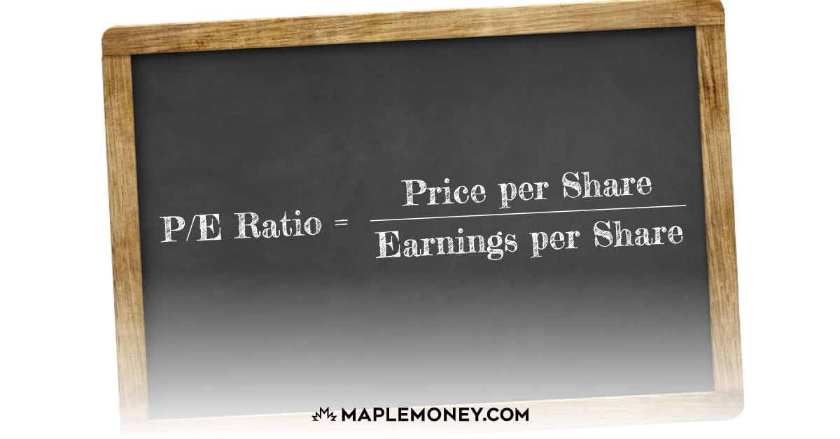 What is a Price to Earnings Ratio (P/E Ratio)?