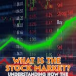 What is the stock market? It is a group of markets and exchanges around the globe, that allow for the buying and selling of shares of publicly traded companies.