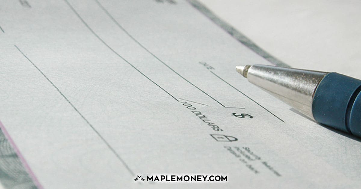 How to Write a Void Cheque and What to Do With It